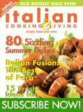 italian cooking and living magazine
